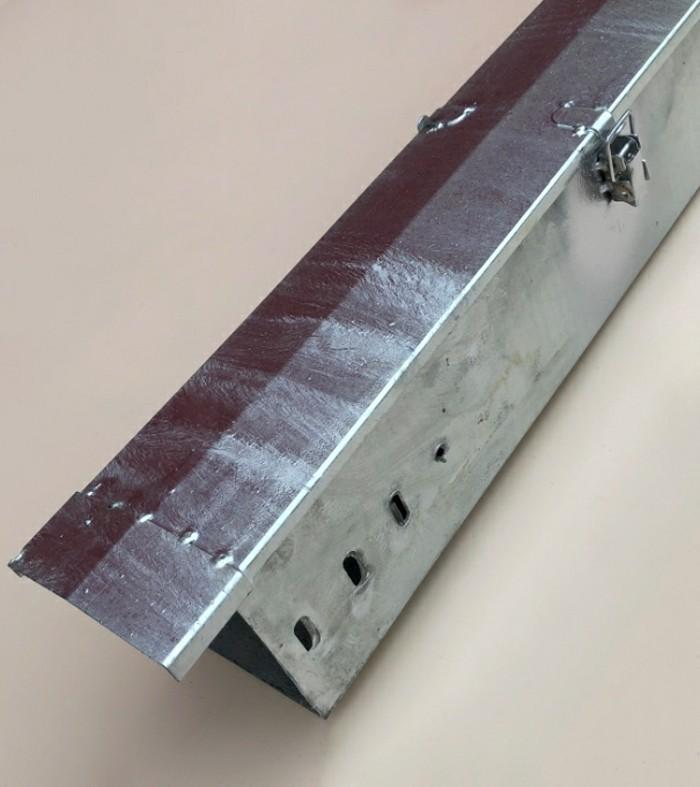 熱浸鋅防雨電纜橋架