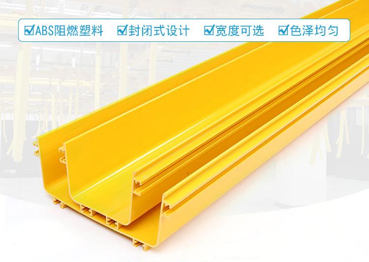 ABS光纖槽道